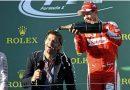 Webber le da un consejo a Vettel en Fórmula 1