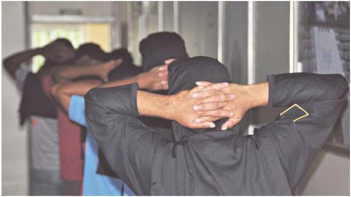"""Detenidos el grupo delictivo """"Los Mineros"""" en Guárico"""