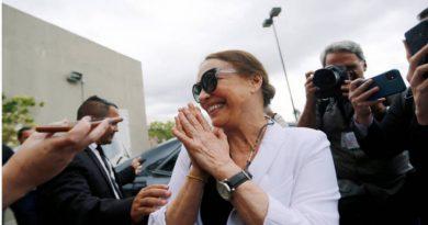 Nueva secretaria de cultura en Brasil, Regina Duarte