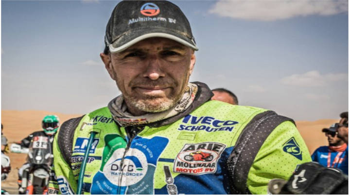 Segunda muerte en el Dakar 2020