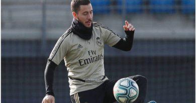 Hazard vuelve al césped luego de 50 días de recuperación.