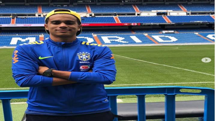 Nuevo jugador del Real Madrid, Reinier del Flamengo