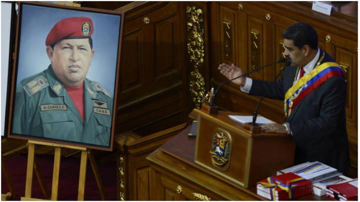 Maduro ante la Constituyente