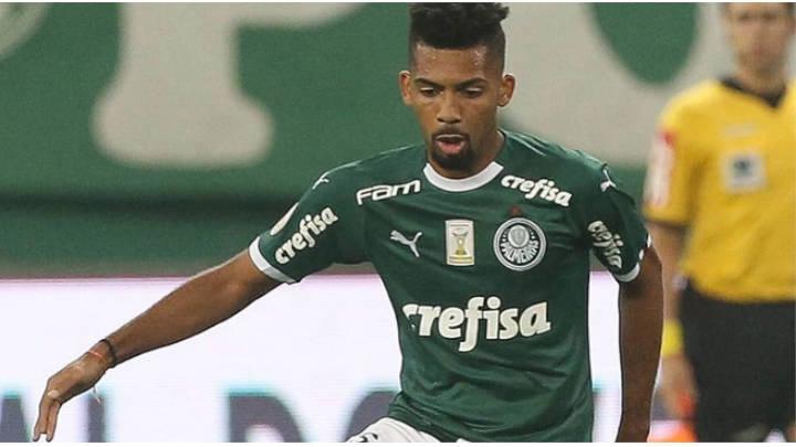 Matheus Fernandes, centrocampista brasileño ahora en el Barcelona