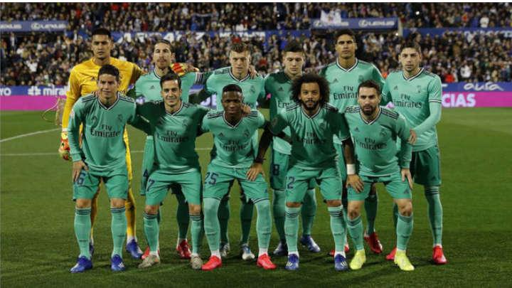 Poco a poco vuelve el Real Madrid a su puesto.
