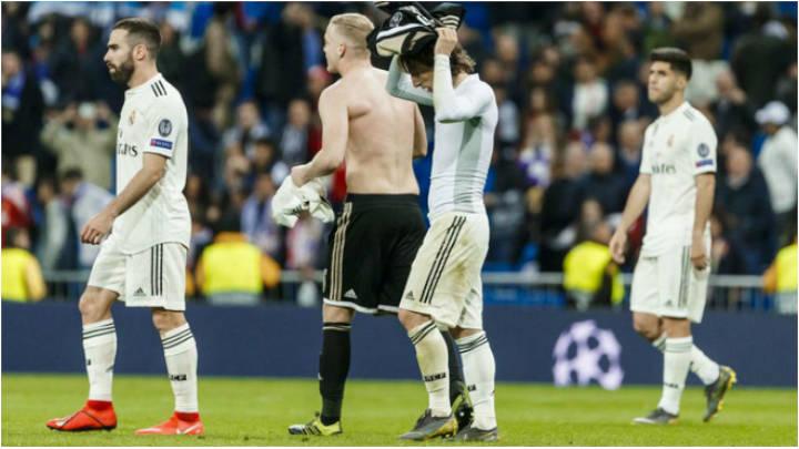 Karma blanca, nuevamente en riesgo temporada del Real Madrid, una semana decisiva