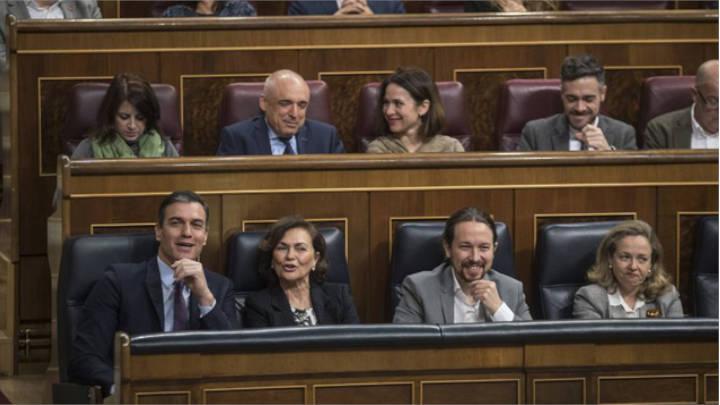 Pedro Sánchez ha visto el cambio de panorama en Venezuela