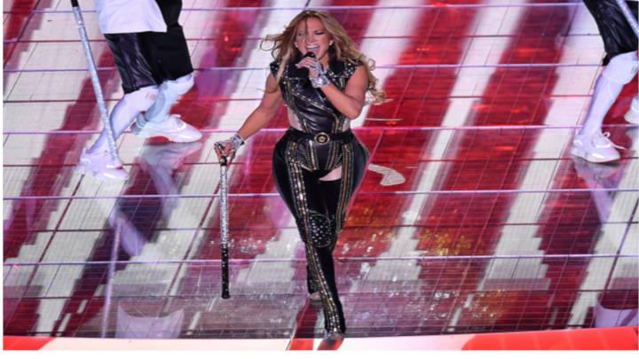 Jennifer López, con clase y elegancia demostró ser nuevamente la Diva del Bronx