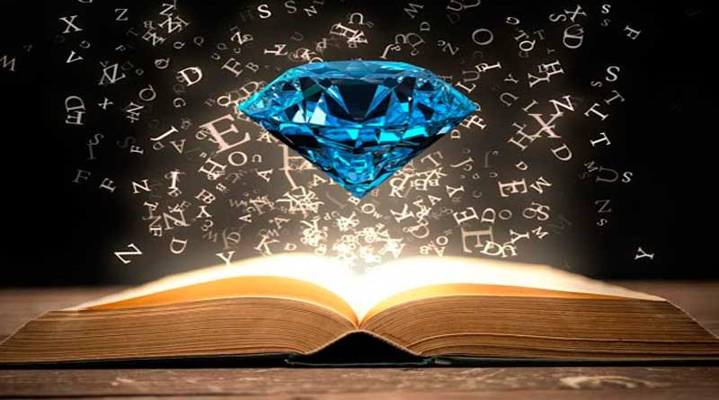 Libros verdaderas joyas diamantes en bruto