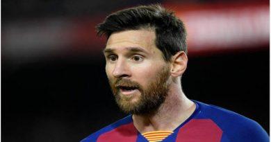 Messi esta cansado de indirectas.