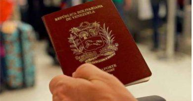 La nueva modalidad de estafa con los pasaportes