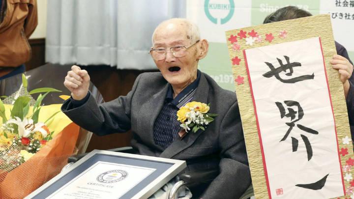 Watanabe explicó que sonreír era su clave secreta