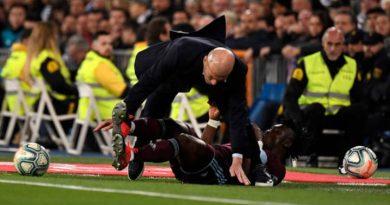 Zidane no pega la combinación 4-3-3