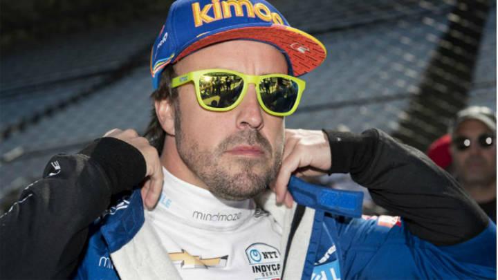 Alonso solo quería ayudar con su comentario, sin crear crisis