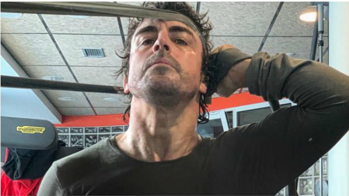 """El """"despiadado"""" de Alonso por su tren de trabajo"""