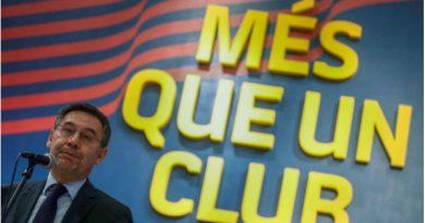 Josep María Bartomeu, no da con la falla