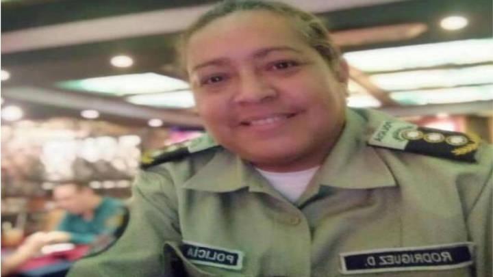 Dorís Rodríguez Piñango, la comisionada implicada en los sucesos del secuestro.