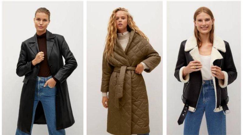 La última tendencia en abrigos ¡Elige el tuyo!