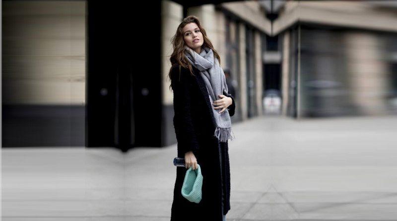 No importa el frío… puedes vestirte muy guapa y sin ganar tallas