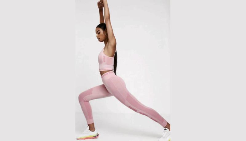 Leggings en color rosa - Puma