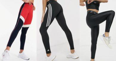 Leggings deportivos para tus looks diarios. Te mostramos las mejores tendencias