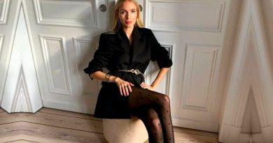 Vestidos y medias: Una combinación genial en verano e invierno