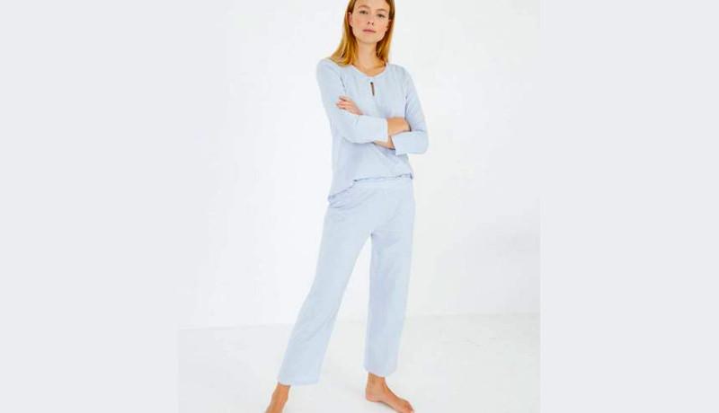 Pijama pastel
