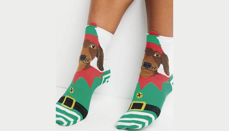 Calcetines para Navidad