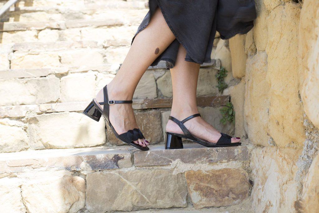 zapato Mary Jane con hebillas