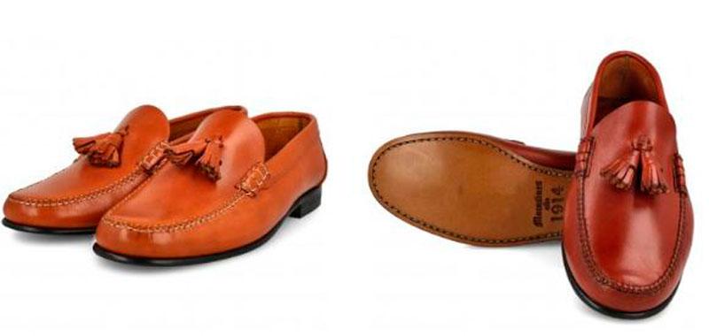 zapatos Castellanos marrones