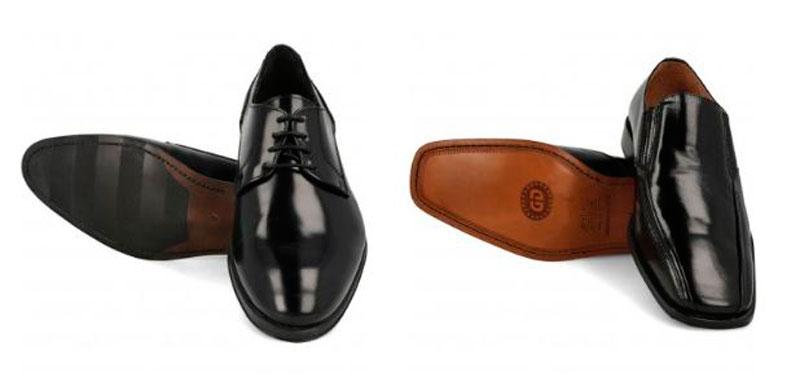 zapatos vestir color negro para hombre